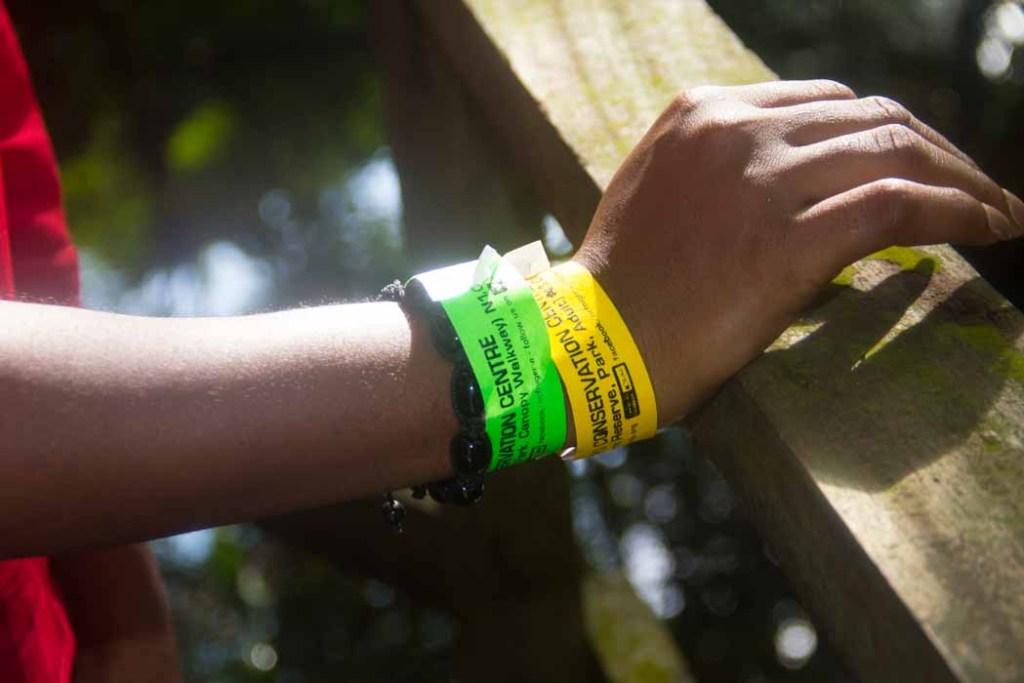 lekki conservation center gate fee