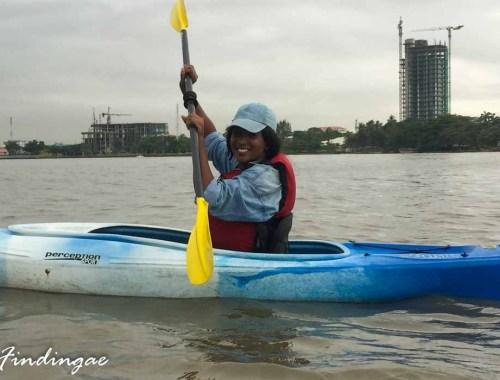 Kayak Lagos