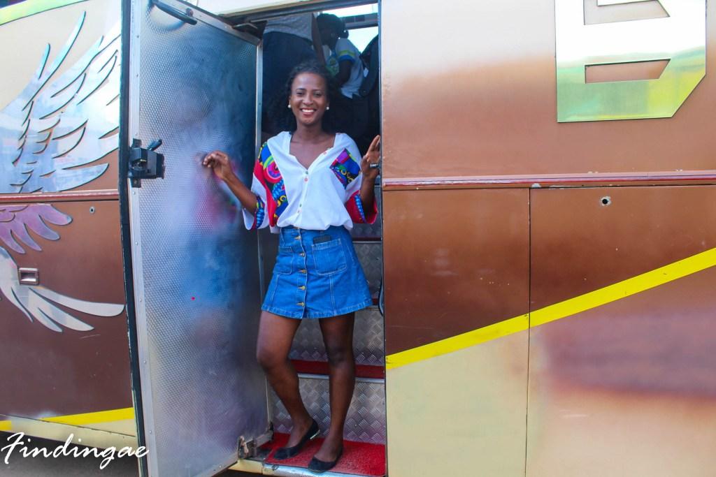 Kampala to Nairobi bus fare