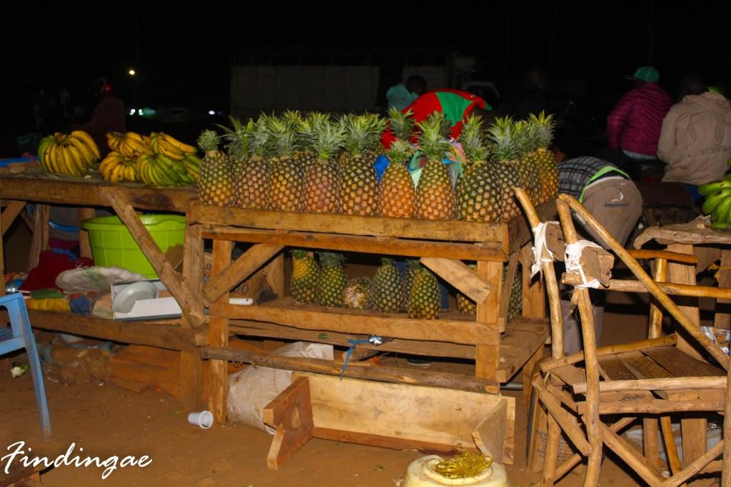 Kampala to busia