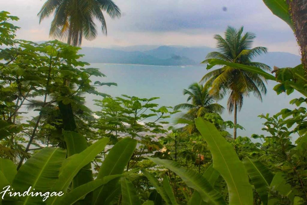 South of Sao Tome