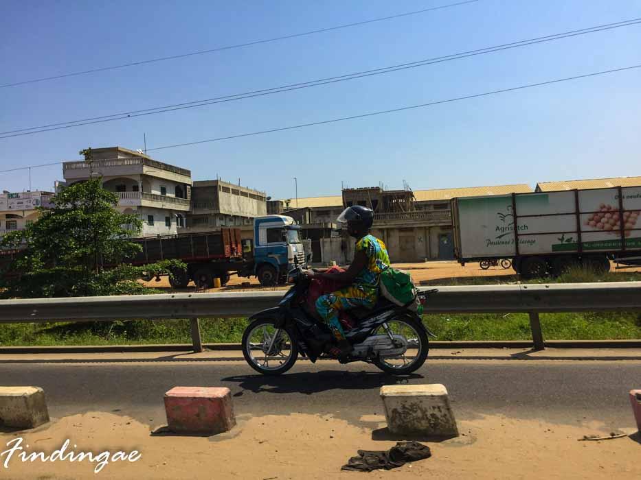 Nigeria to Benin Republic by Road