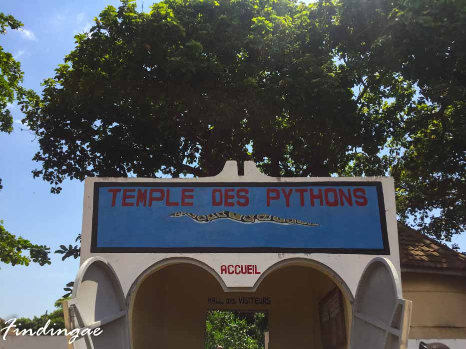 Phyton Temple