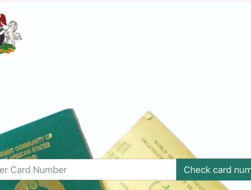 Yellow card login