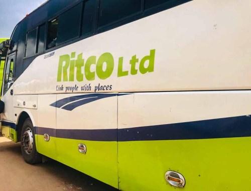Kigali to Gisenyi
