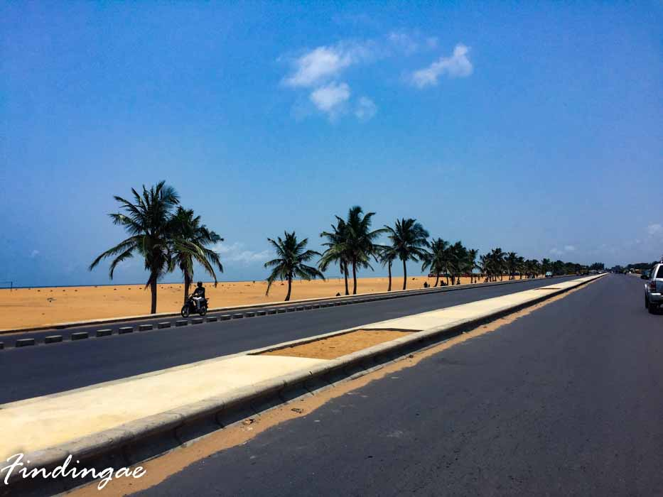 lagos to cotonou by road