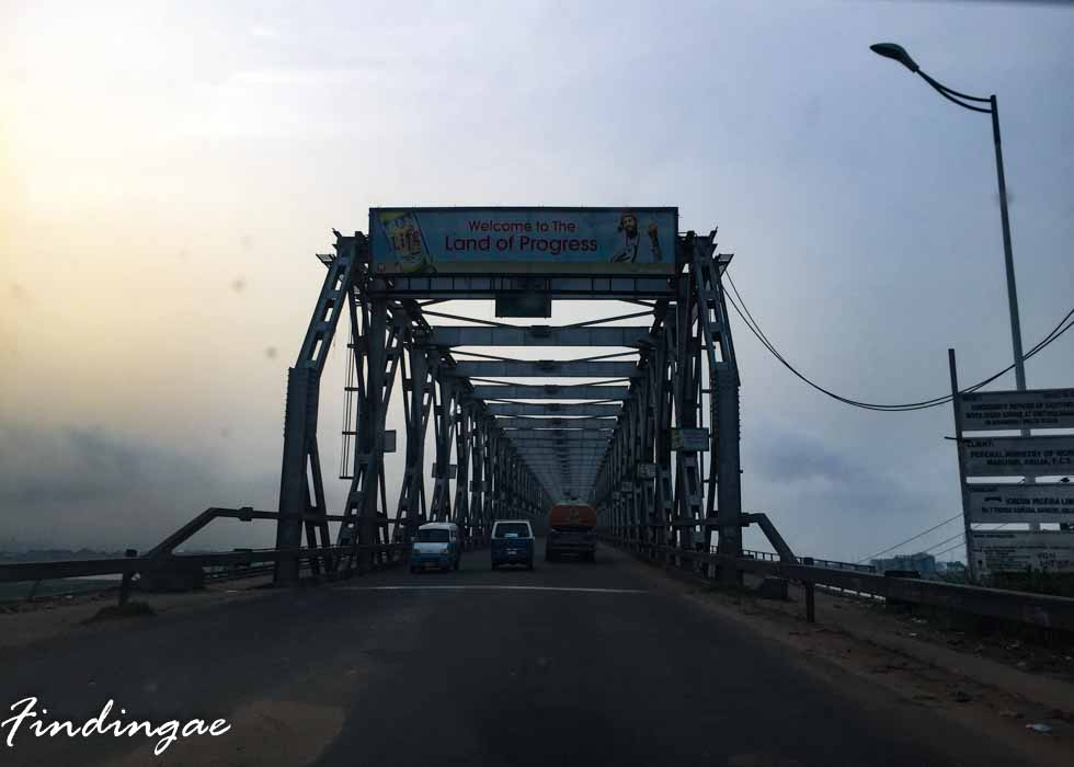 Lagos to Onitsha