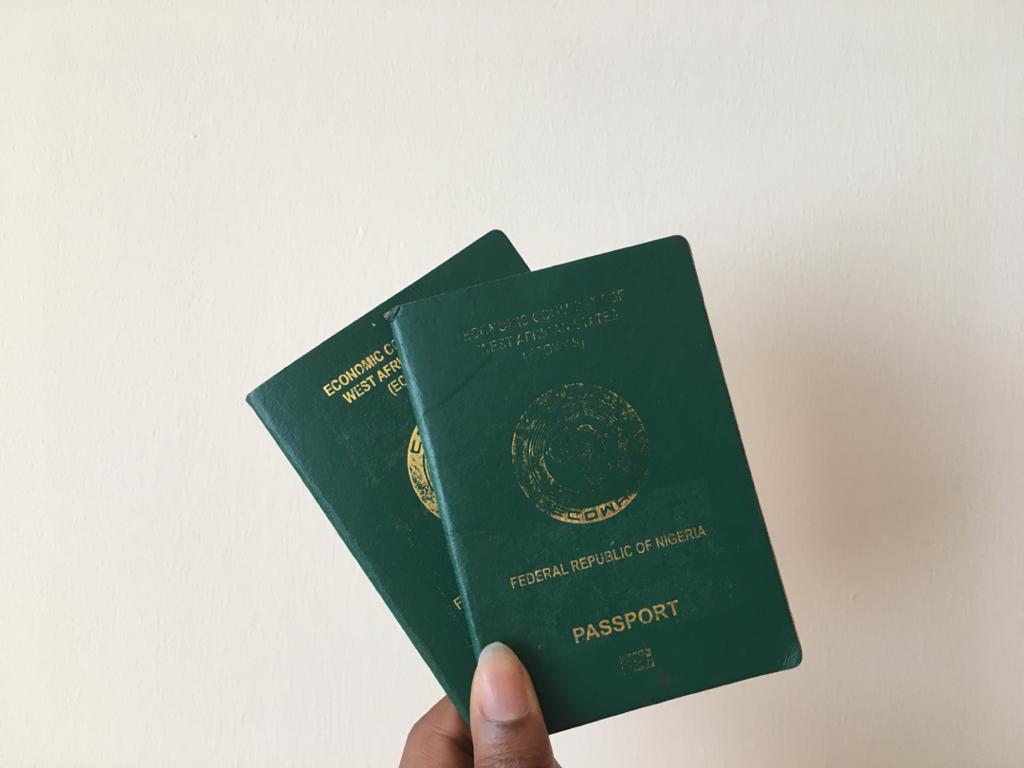Vis on Arrival Nigeria