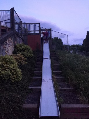 Awesome slide!