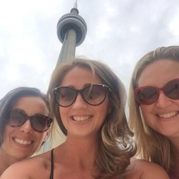 CN Tower Fun!
