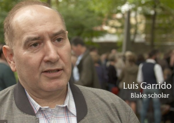 Luis Garrido is one of the experts featured in our film, 'Finding Blake'
