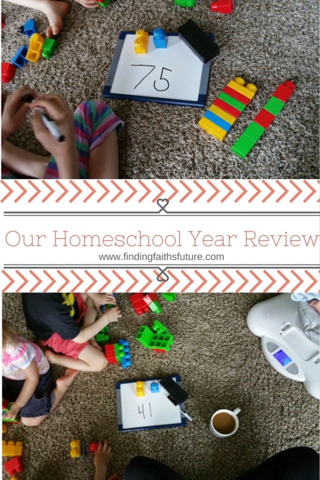 Our homeschool year in review: curriculum, field trips, and supplies!