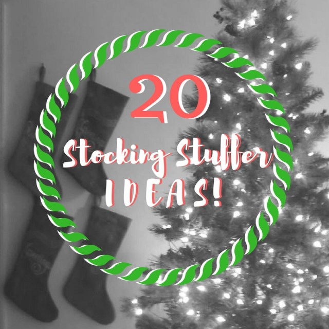 20 Stocking Stuffer