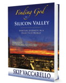Finding God in Silicon Valley -- side view cover
