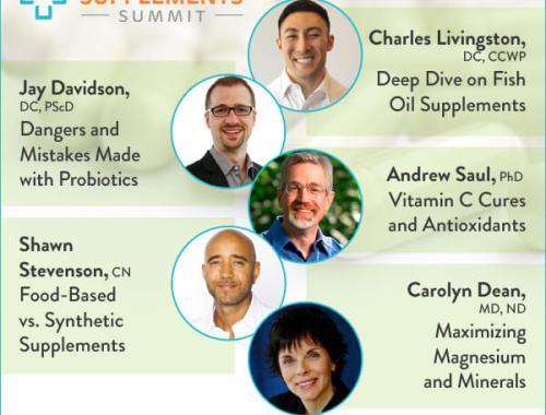 Medicinal Supplements Summit Day 2