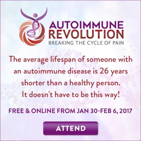 The Autoimmune Revolution