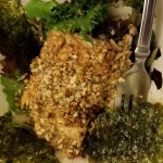 Brain Food: Almond-Crusted Salmon