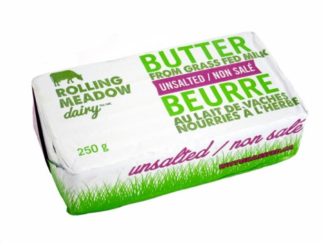 Rolling Meadows butter