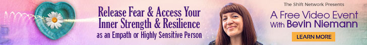 Release Fear & Access Your Inner Strength & Resilience as an Empath or HSP