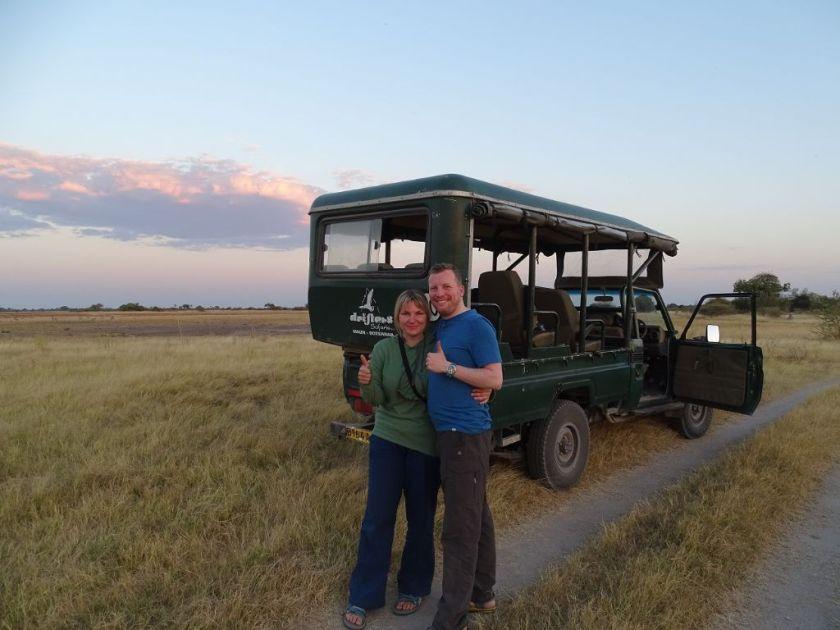 4x4 Jeep Afrika