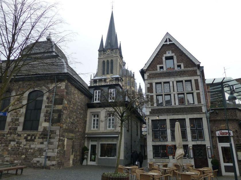 Aachen Altstadt Aachen