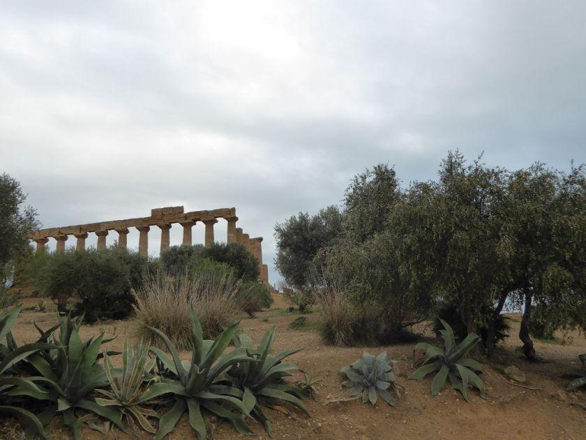 Agrigento Tal der Tempel