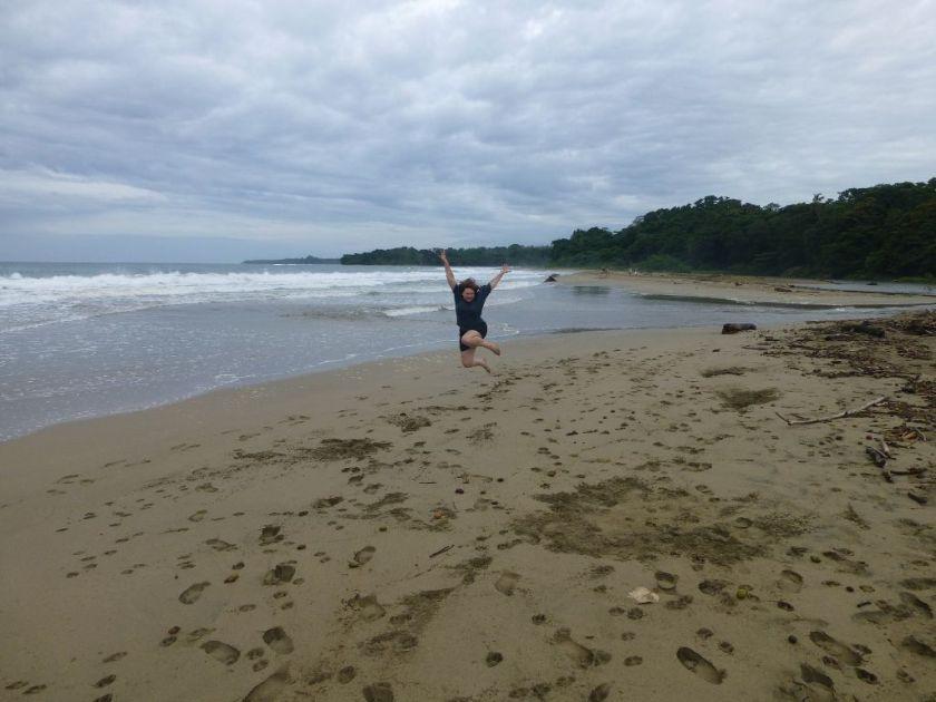 Reisetypén Glücklichsein