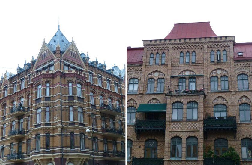 Fassaden Göteborg