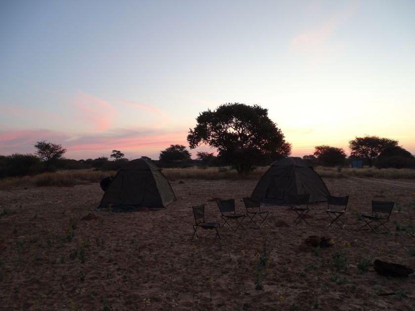 Kalahari Camp Botswana