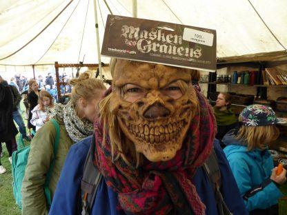 Maske des Grauens Kopenhagen