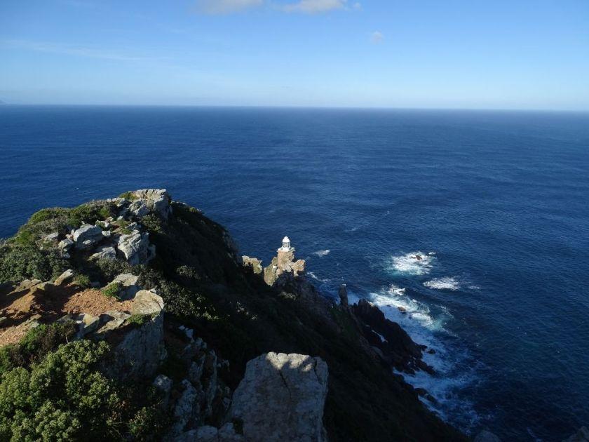 Neuer Leuchtturm Cape Point Südafrika