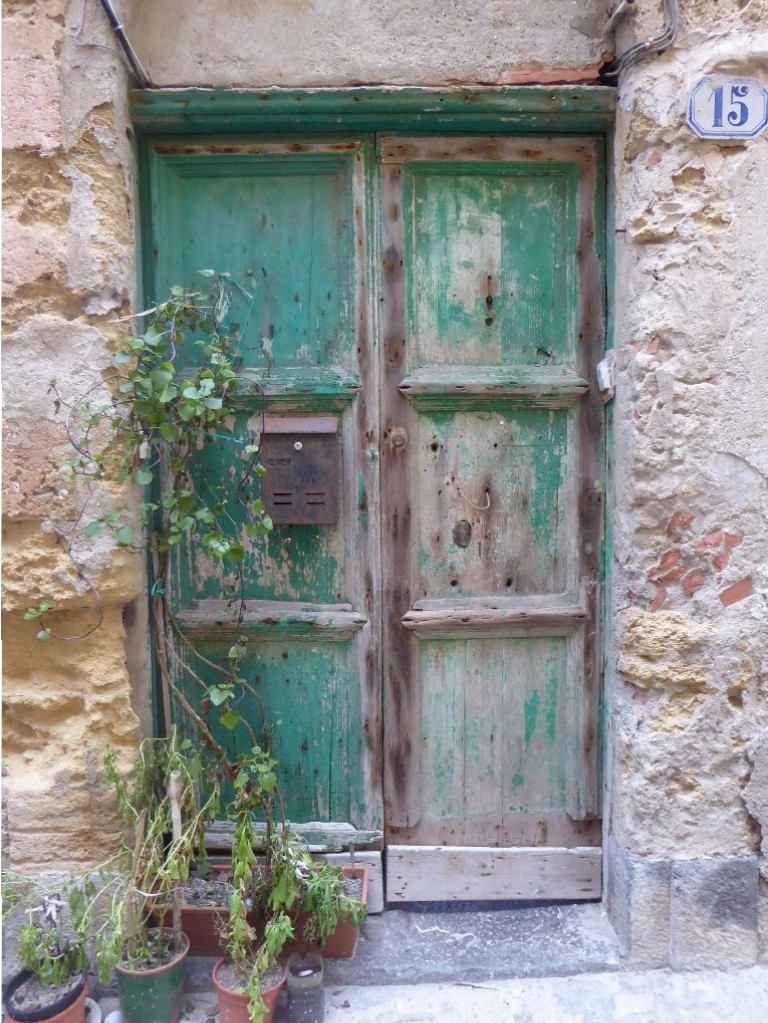 Cefalu alte Tür