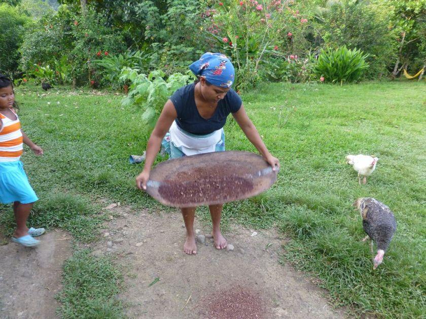 Schokolade herstellen Costa Rica