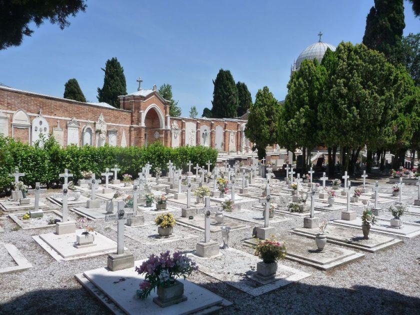 Venedig Friedhof