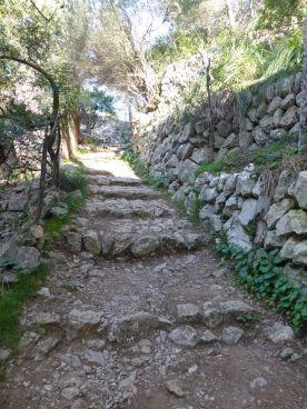 Wanderweg GR221