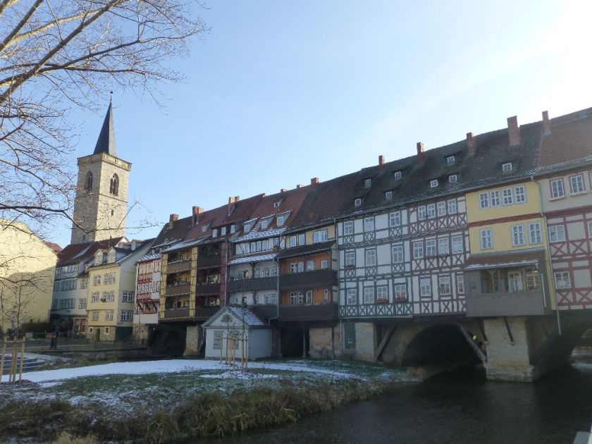 Erfurt Krämerbrücke
