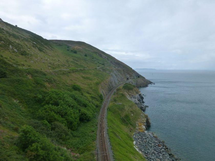 Alte Bahnstrecke Bray-Greystones