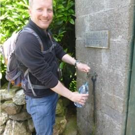 Wicklow Way Trinkwasser