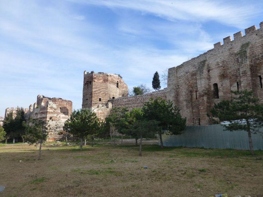 Stadtmauer Istanbul