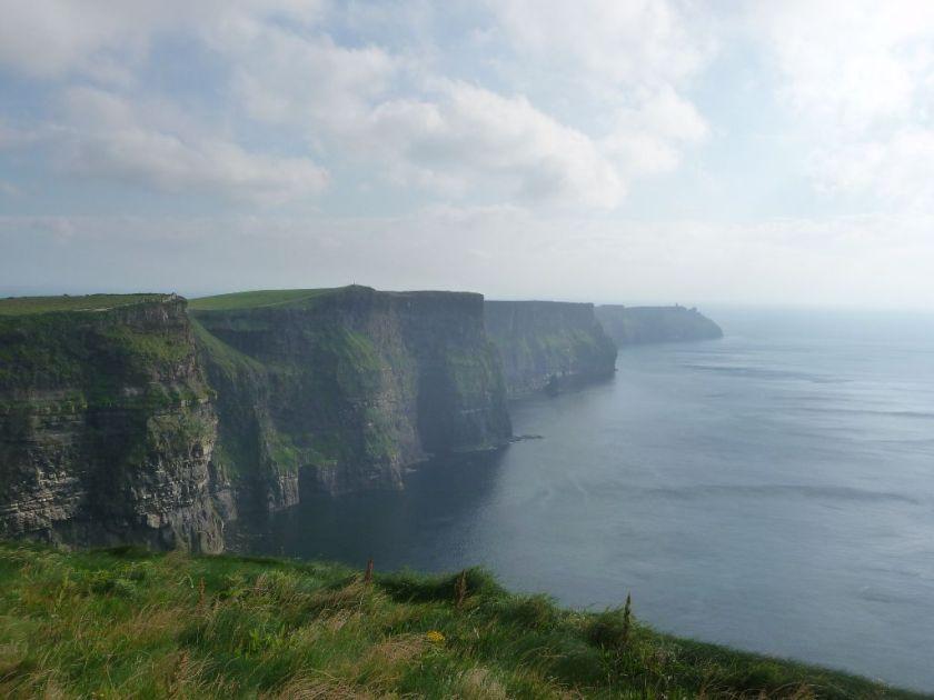 Blick in die Ferne - Cliffs of Moher