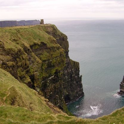 Irland Cliffs of Moher 2006
