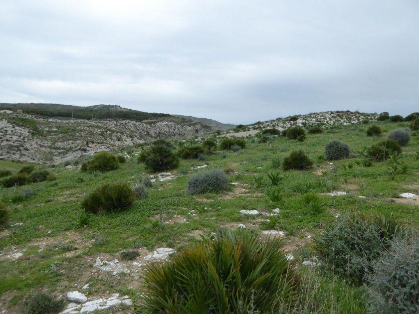 Wanderung Agrigento Mar D'Africa