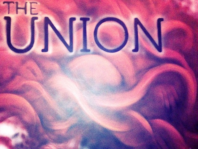 Union Bar Melrose Arch Sign