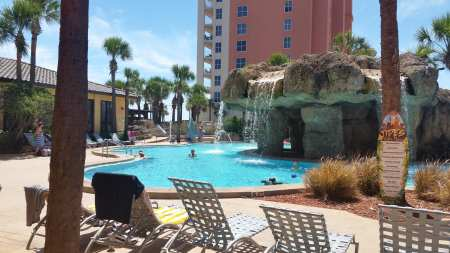 Hampton Inn Jacksonville Beach Pool
