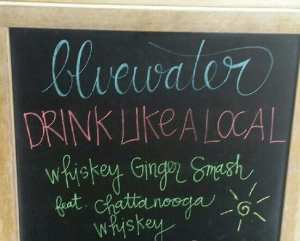 Bluewater Grille Chattanooga Tennessee