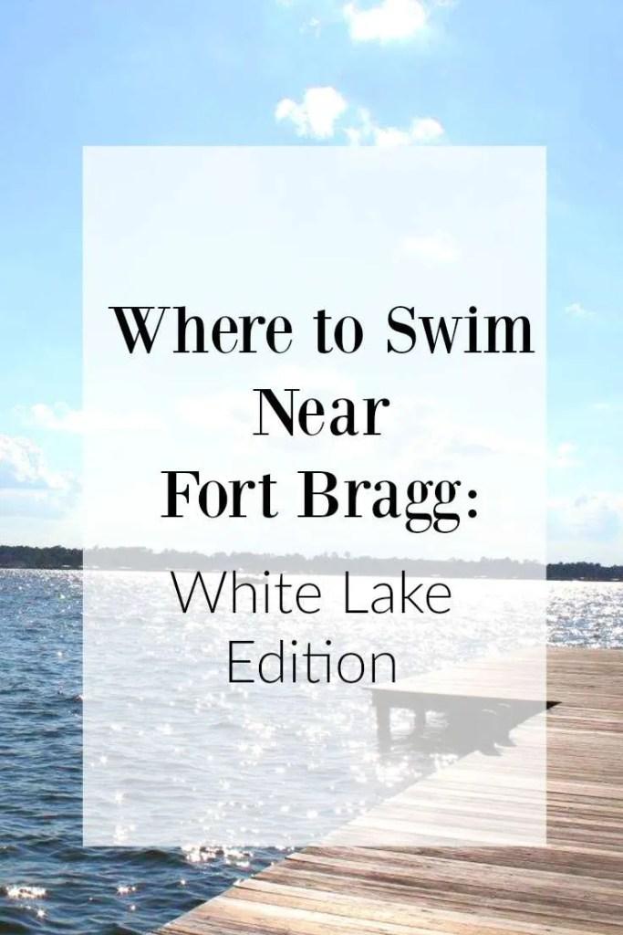 Where to Swim Near Fort Bragg, NC | Finding Mandee