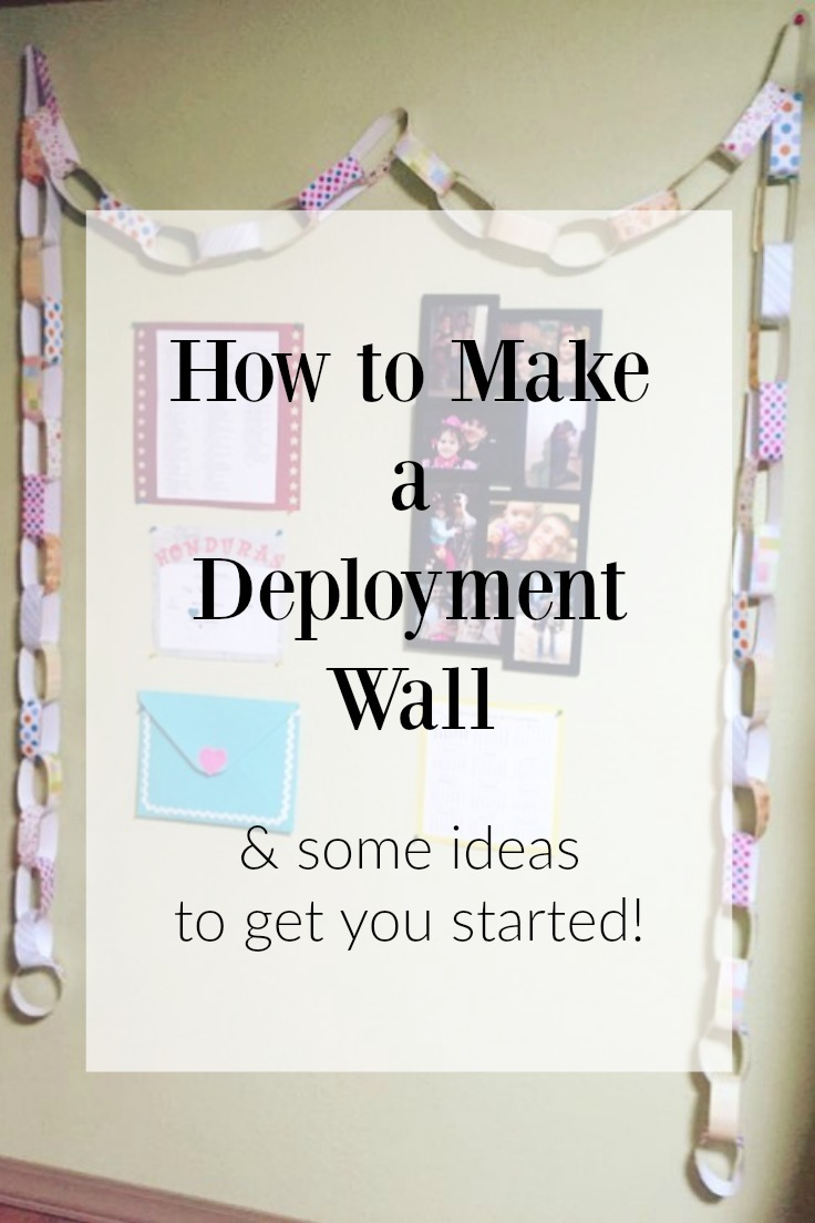 how to make a deployment wall deployment wall ideas