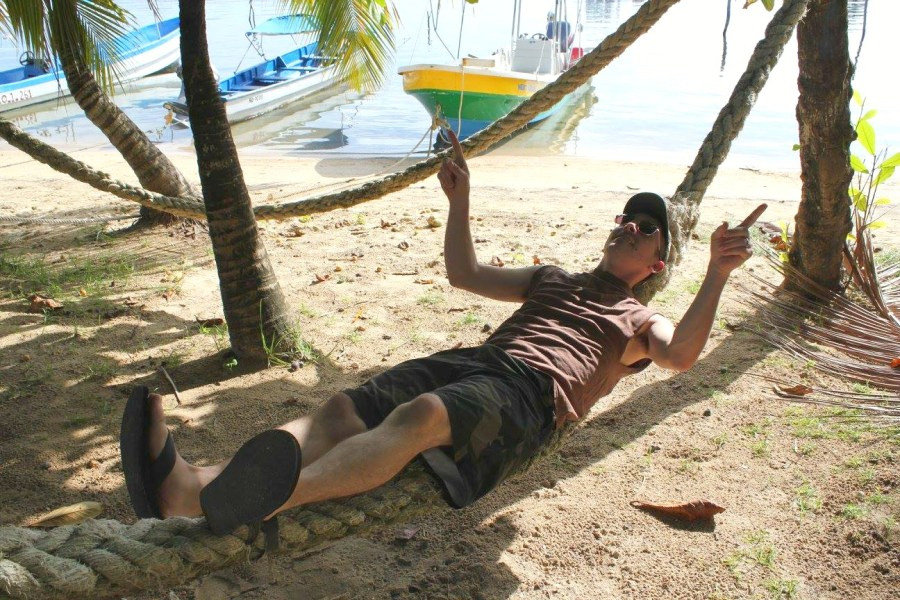 things to do in Roatan, Honduras: take a nap in a hammock