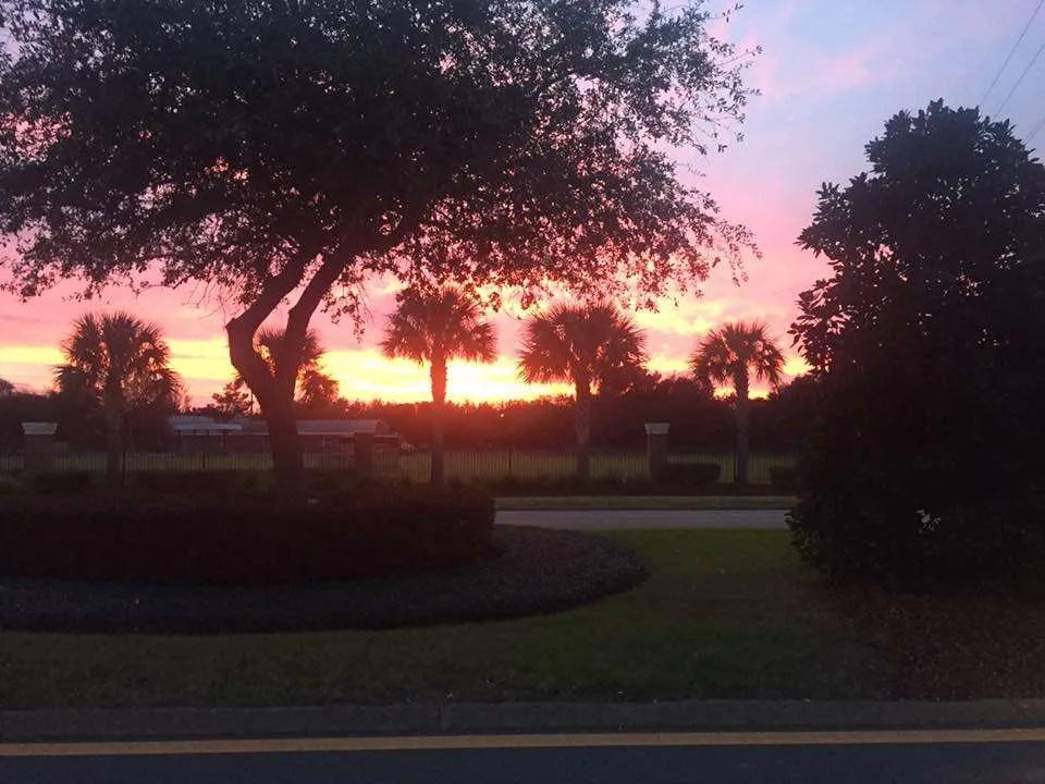 Pensacola Florida sunset things to do in Pensacola