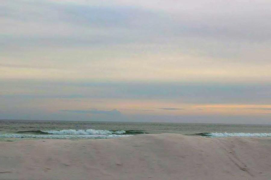 drive along the Gulf Islands National Seashore in Pensacola, FL